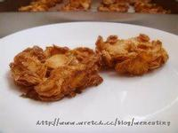 【阿不's廚房】免秤免量的玉米麥片餅乾
