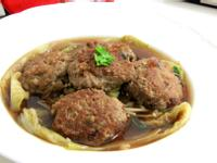 [年菜料理 輕鬆做] 獅子頭燴白菜