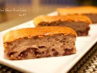 [矽谷美味人妻年菜] 酥烤紅豆牛奶年糕
