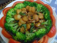 Y芬的小廚房--三杯干貝