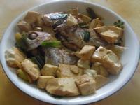 大吟釀薄鹽醬油~魚燒豆腐