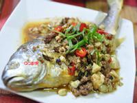 沙茶豆腐燴黃魚