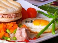 勝小廚【Take a bread!創意三明治、麵包早餐】營養美味三明治!