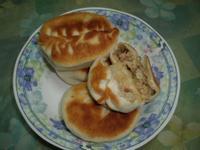 鮪魚沙拉煎餅