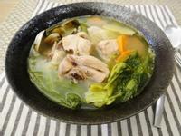 年菜系列-有心食譜:長年菜雞湯