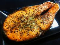 氣炸鍋---鮭魚