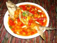 茄汁午仔魚