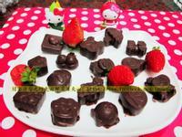 巧克力鮮草莓夾心