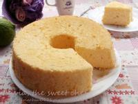 Olivia♥檸檬戚風蛋糕
