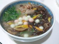 鹹湯圓 *有飽足感的健康減肥餐*