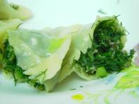 客家料理-茴香水餃