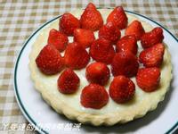 ㄚ曼達的廚房~草莓派(6吋2個)