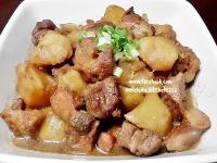 馬鈴薯紅燒肉