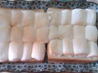 棉花糖土司