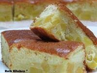 地瓜味噌蛋糕