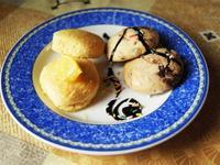 [英式點心]鬆餅粉也可以做司康