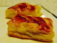 小烤箱料理-肉鬆巧酥餅