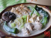 【高露潔全台火鍋饗宴】山藥牛奶雞肉鍋