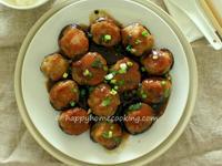 魚滑釀鮮冬菇 ~ 鮮美爽滑