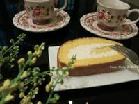義式乳酪蛋糕卷(瑞士卷)
