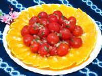 『得意的一天橄欖油』義式醃漬番茄沙拉