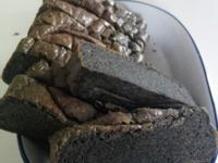 黑芝麻戚風蛋糕