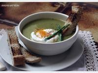 [Yun。在廚房]春日綠蘆筍濃湯