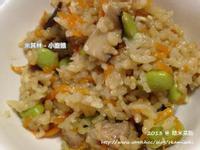 [米其林.小廚娘] 糙米菜飯
