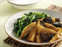 【李錦記125年蠔料理】蠔油香菇鮮筍