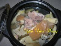福菜富貴湯(桂竹筍)