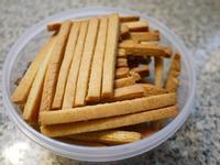 洋芋點心棒-馬鈴薯粉的再利用