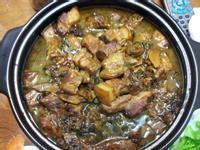 梅干菜滷五花肉