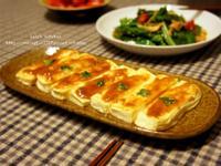 麻油辣味噌豆腐