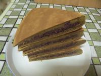 抹茶紅豆麥煎餅