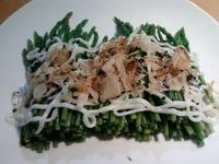 日式涼拌蘆筍