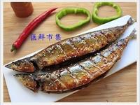 【匯鮮市集】烤秋刀魚