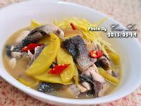 【可拉的鏡頭】西瓜綿煮虱目魚皮