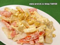 《綠竹筍2》鹹蛋美乃滋雙蔬