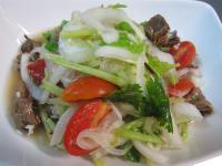 ▊泰式涼拌螺肉 ▊