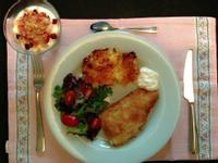 美式晚餐(炸魚條)-泡菜人妻in NY's kitchen