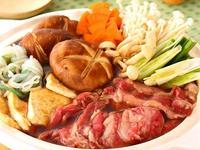 澳洲牛肉》壽喜燒鍋(日本關東口味)
