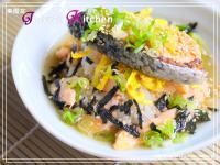 ♫【日式鮭魚茶泡飯】--美魔女Jolyn