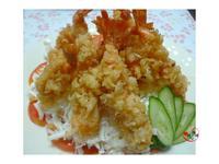 [李錦記舊庄特級蠔油125週年]蠔醬天婦羅炸蝦
