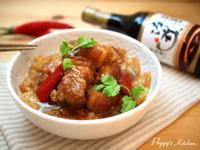 《Peggy廚房》苦瓜燒五花肉 ─ 時間淬釀的甘露之味