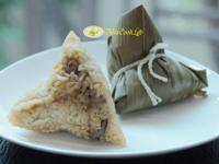 【李錦記舊庄特級蠔油125週年】好消化的米粽