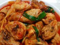 韓式燉辣雞-泡菜人妻in NY's kitchen