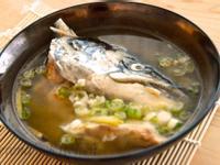 [Serena 上菜] 味噌薑絲鮭魚頭湯