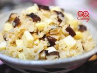 蠔油香菇筍丁炊飯