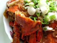 【李錦記舊庄特級蠔油125週年】蠔香黑胡椒三點蟹