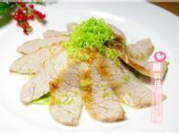 蓁料理♥香煎檸檬松阪豬